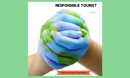 Be a Responsible Tourist