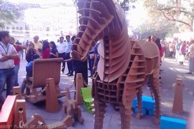Visual art -Horse