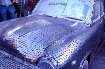 Money car