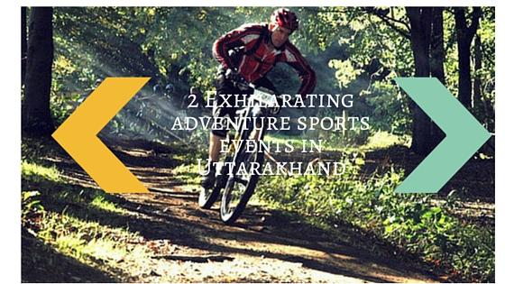 Uttarakhand adventure sports