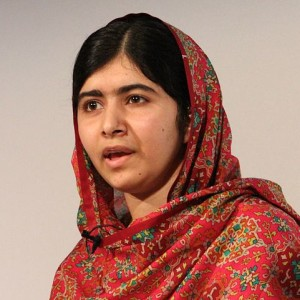 Malala Yousafzai -International Women's Day