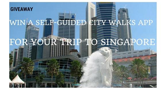 City walks apps gpsmycity
