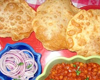 Delicious treat this holi