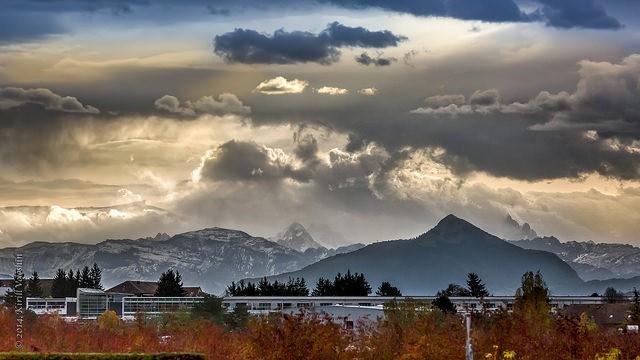Mont Blanc, Switzerland