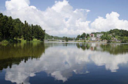 Mirik Lake Image source