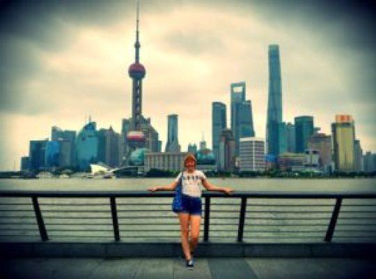 Teacake in Shanghai