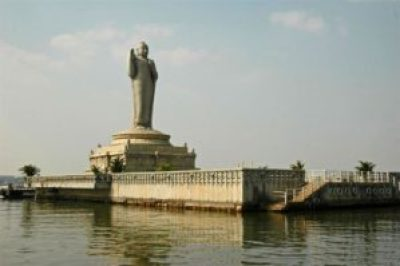 Hussain-sagar-lake -Hyderabad