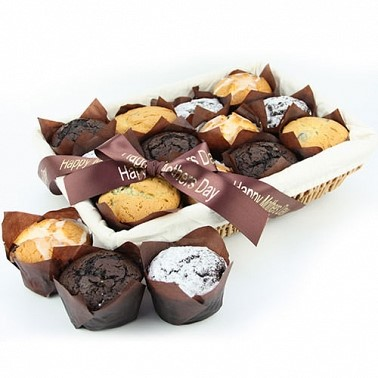 Assorted muffins- Food treats this summer