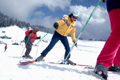 Adventure activities in Kashmir