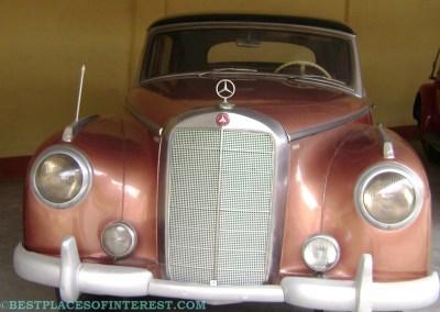 Mercedes Benz -1955- rare vintage cars