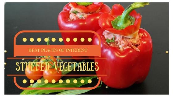 Stuffed Vegetables
