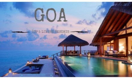 Goa's Top 5 Luxury Resorts to Stay