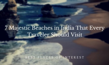7 Majestic Beaches in India