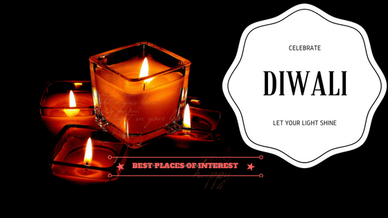 Celebrate Diwali – Let Your Light Shine.