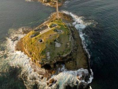 Bare Island Fort, Sydney, Australia