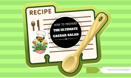 How to prepare Caesar Salad?