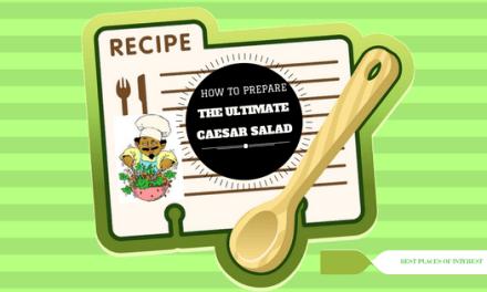 How to prepare Caesar Salad?