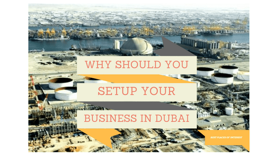 Why should you establish your business in Dubai?