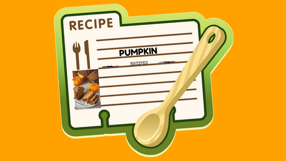 Recipes with Pumpkin