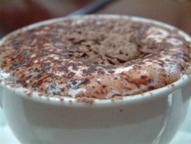 Hahndorf Hot Chocolate-dessert