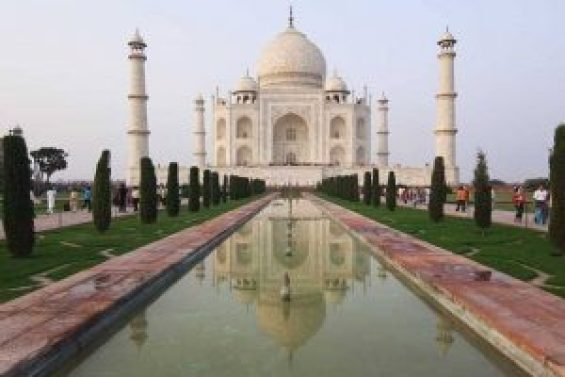 Taj Mahal Agra, destinations in India