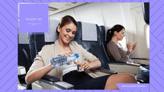 IN-FLIGHT TIPS