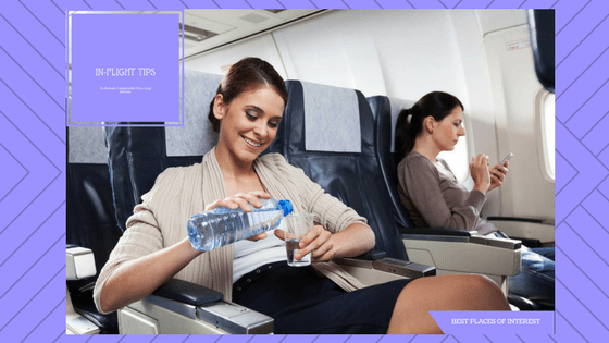 7 Inflight Tips to Remain Comfortable On a Long Journey