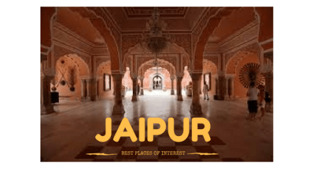 Tourist places you should visit in Jaipur