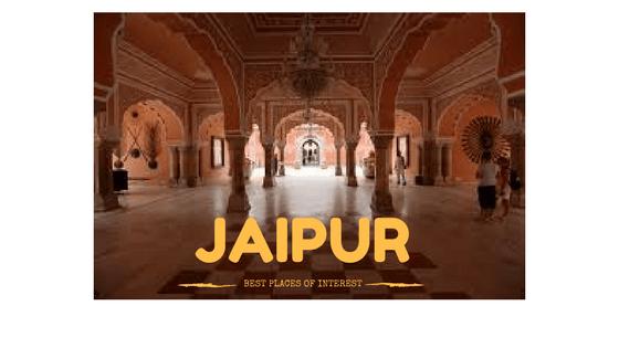 Tourist places you should visit in Jaipur