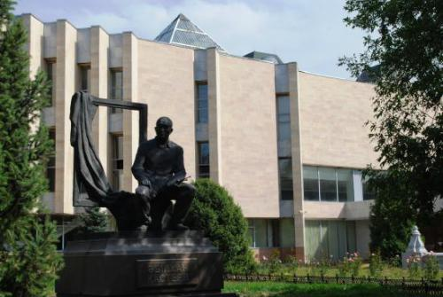 Museum of arts Almaty, Kazakhstan