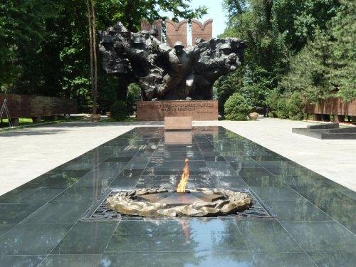 Panfilov monument-2, Almaty, Kazakhstan