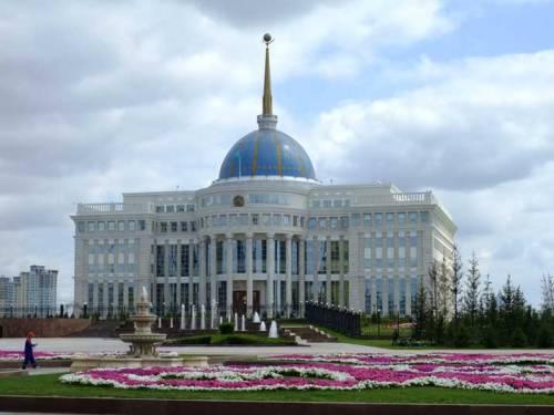 Ak Orda, Astana, Kazakhstan