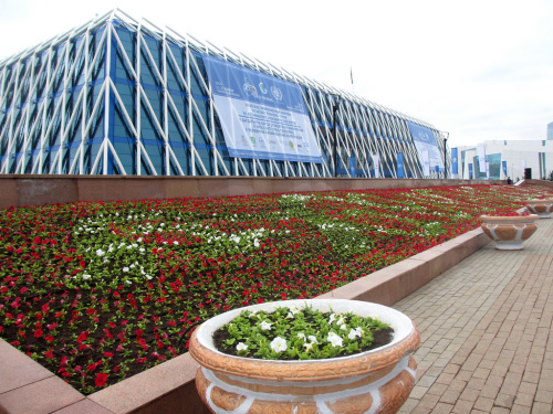 Palace of Independence, Astana, Kazakhstan