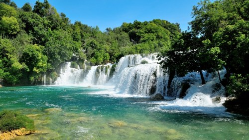Krka, Croatia, adventurous activities