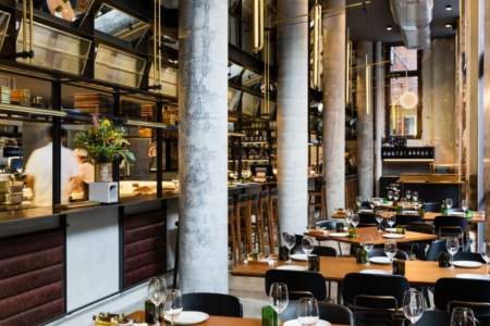 Kensingtion, food places in Sydney
