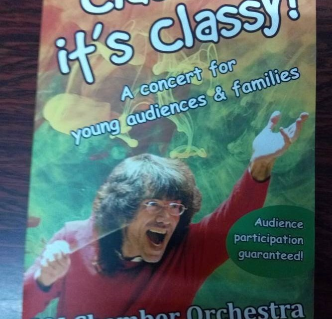 Classics its Classy!- A Children's Concert