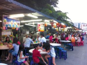 Street food Ipoh, Malaysia