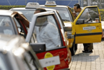 cabs in Malaysia