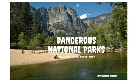 Top 5 Most Dangerous National Parks for a Thrilling Experience