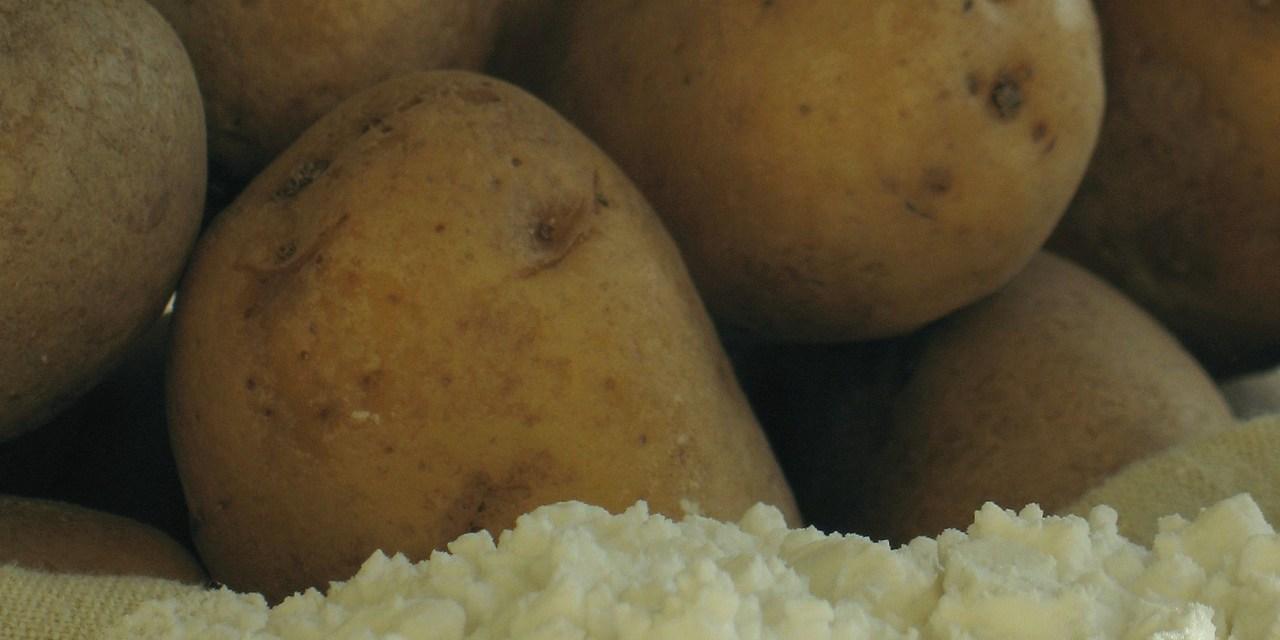 How to make your own potato flour?
