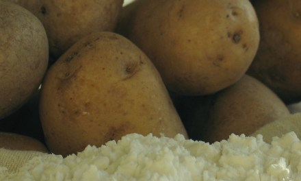 How to make your own potato flour?