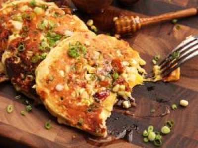 Savoury pancakes- Monsoon special snack time recipes