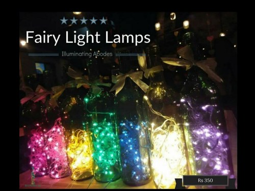 Fairly Light Lamps, eco-friendly gifts for Diwali
