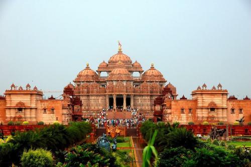 Akshardham Temple, Ahmedabad city