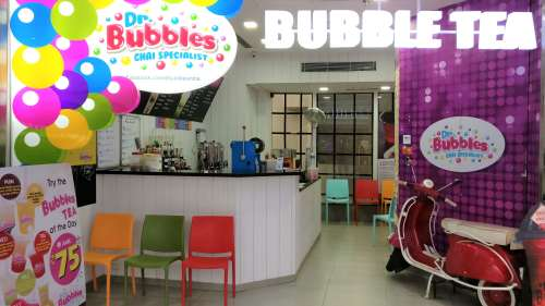Dr. Bubbles at Phoenix Mall, Kurla West
