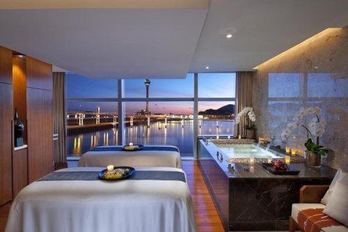 Hong Kong couples spa