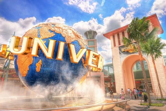 Universal Studios Singapore, Singapore attractions
