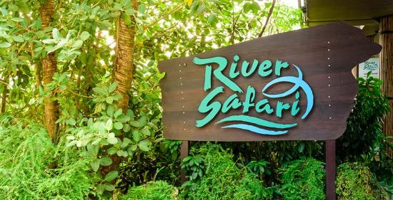River Safari, Singapore attractions