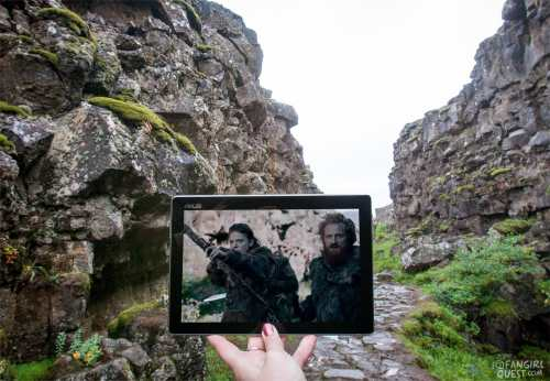 Game of thrones-Iceland