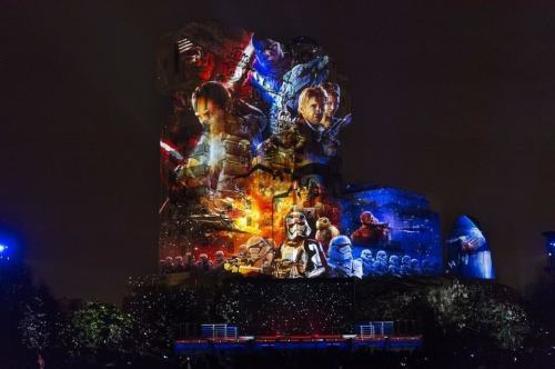 Star Wars 6-Disneyland Paris